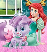 Ariel and Matey Palace Pets