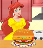 Ariel Burger Maker