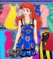 Ariel Summer Look