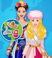 Around The World Fashion Show - Game 2 Play Online