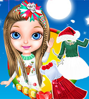 Baby Barbie Christmas Magic 2