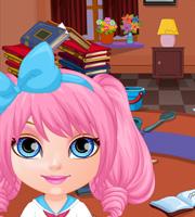 Baby Barbie Treasure Hunt