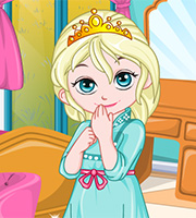 Baby Elsa Room Decorating