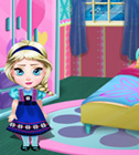Baby elsa room decoration for Baby room decoration games online