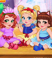 Baby Girls Dress up Fun