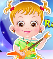 Baby Hazel Rockstar Dress Up