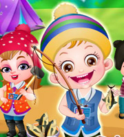 Baby Hazel Summer Camp