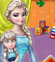 Baby Lessons with Elsa