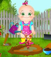 Baby Rosy Gardener