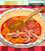 baking pizza games free online