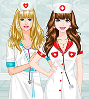 Barbie And Ellie Med School Prep