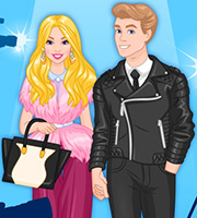 Barbie and Ken Fashion Couple