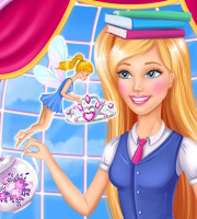 Barbie Charm School Challenge