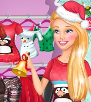 Barbie Christmas Surprise
