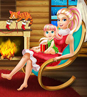 Barbie Family Christmas Eve 2