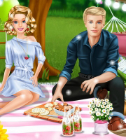 Barbie Picnic Date