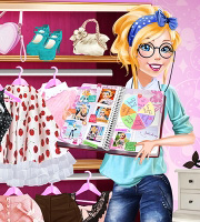 Barbie's Fashion Planner