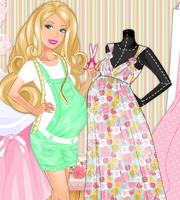 Barbie's Maternity Design Studio