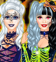 Barbie's Spooky Costumes