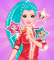 Barbie's Star Darlings Makeover