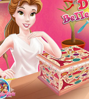 Belle Jewelry Box