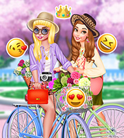 BFFs Bike Girls