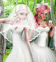 BFFs Couples Wedding