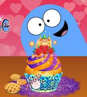 Bloo Cupcake Decor