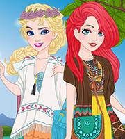 Boho Princesses