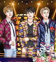 BTS Backstage