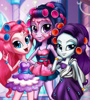 Canterlot Girls Real Makeover