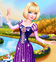 Celebrities Playing Princesses