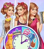 Celebrity Round The Clock Fashionista