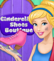 Cinderella Shoes Boutique