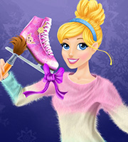Cinderella's Modern Skates