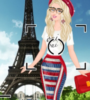 Cindy Goes to Paris