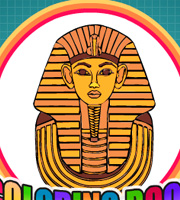 Coloring Book Egypt