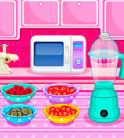 Cooking Fruit Ice Cream
