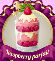 Cooking Rasberry Parfait