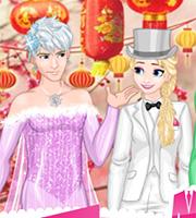 Crossdress Wedding