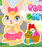 Cute Bunny Dress Up 2