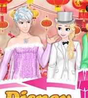Disney Crossdress Wedding