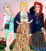 Disney Princess Coachella H5