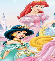 Disney Princess Memory Match