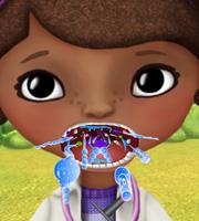 Doc McStuffins Throat Care