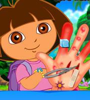 Dora Hand Surgery