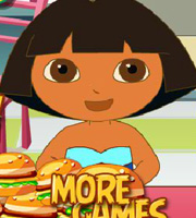 Dora Love Hamburger