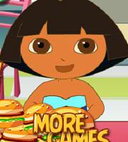Dora Love Hamburger