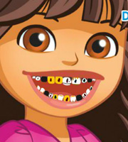 Dora The Explorer Dental Care