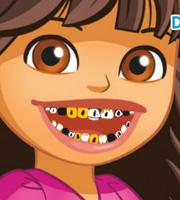 Dora The Explorer Dental Care